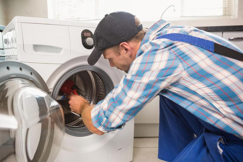 professional washer repair service